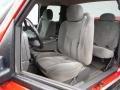 2005 Chevrolet Silverado 1500 Medium Gray Interior Interior Photo