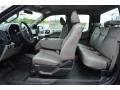 Medium Earth Gray Interior Photo for 2015 Ford F150 #103600865