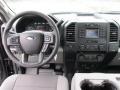 Medium Earth Gray Dashboard Photo for 2015 Ford F150 #103601435