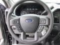Medium Earth Gray Steering Wheel Photo for 2015 Ford F150 #103601594