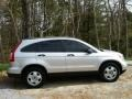 2011 Alabaster Silver Metallic Honda CR-V LX  photo #4