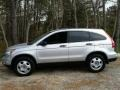 2011 Alabaster Silver Metallic Honda CR-V LX  photo #5