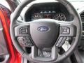 Black Steering Wheel Photo for 2015 Ford F150 #103604017