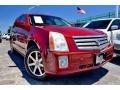 Red Line 2004 Cadillac SRX V8