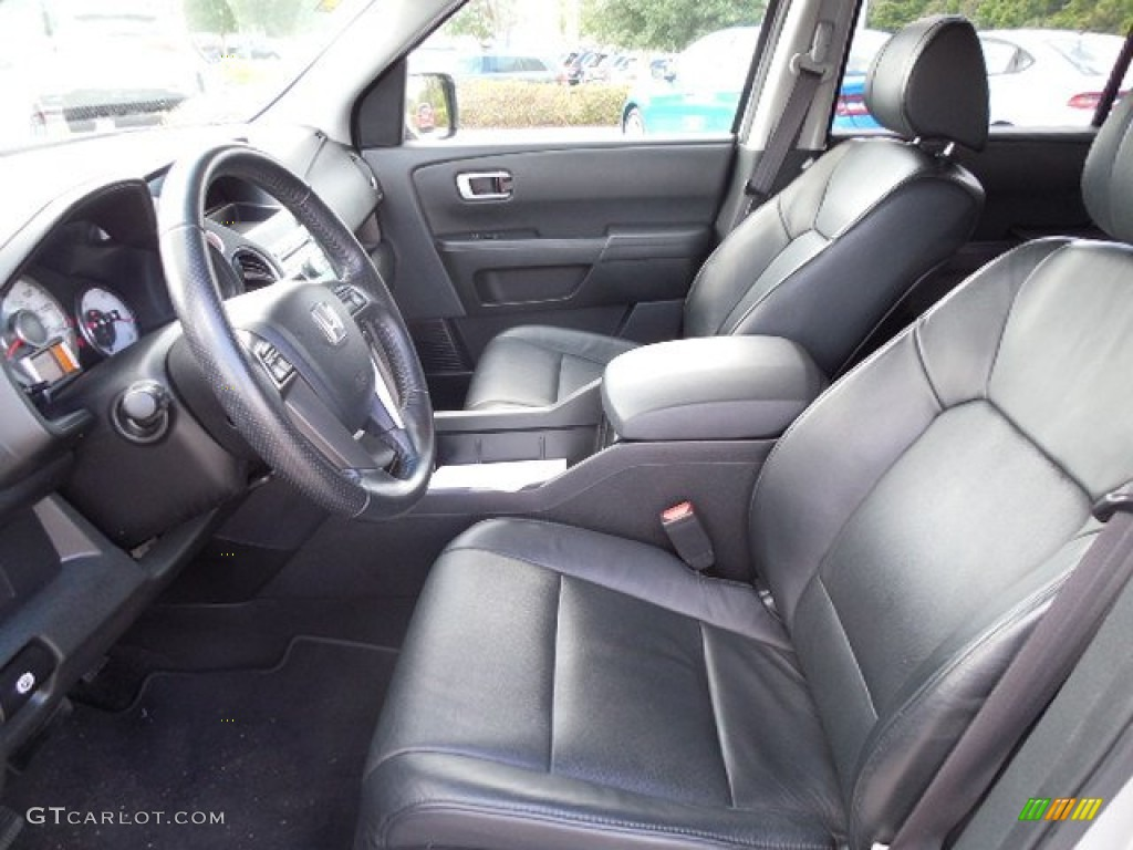 2011 honda pilot ex l interior photos. Black Bedroom Furniture Sets. Home Design Ideas