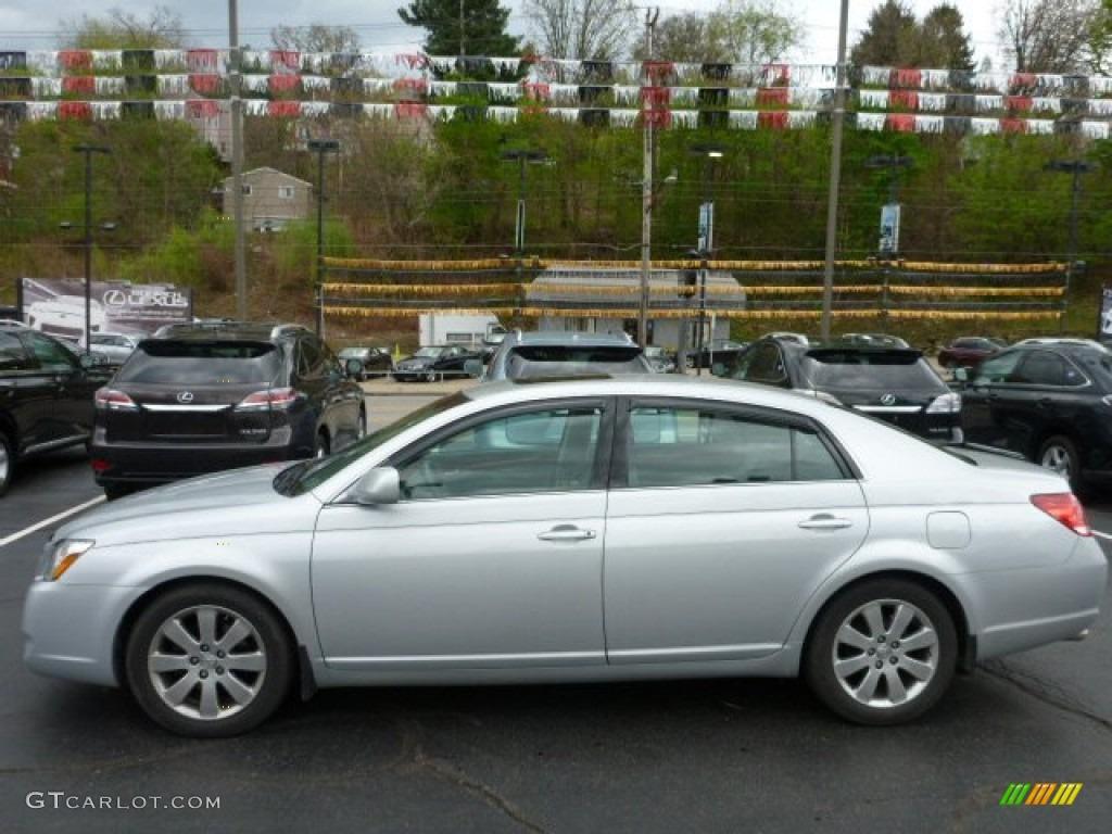 2007 Silver Pine Pearl Toyota Avalon Xls 103623663 Gtcarlot Com