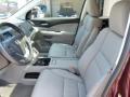 2012 Basque Red Pearl II Honda CR-V EX-L 4WD  photo #4