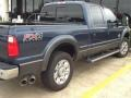 2015 Blue Jeans Ford F250 Super Duty Lariat Crew Cab 4x4  photo #4
