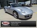 2006 Arctic Silver Metallic Porsche Cayman S #103623739