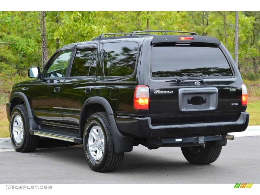 1999 black toyota 4runner sr5 103653428 photo 10 car color galleries. Black Bedroom Furniture Sets. Home Design Ideas