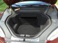 2012 Model S  Trunk