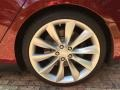 2012 Model S  Wheel