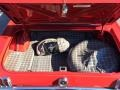 1964 Ford Mustang Red Interior Trunk Photo