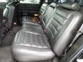 Rear Seat of 2005 H2 SUT