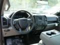 Medium Earth Gray Dashboard Photo for 2015 Ford F150 #103693584