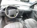 2002 Chevrolet Cavalier Graphite Interior Interior Photo