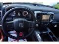 2015 Ram 1500 Black Interior Dashboard Photo