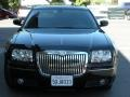 2005 Brilliant Black Crystal Pearl Chrysler 300 Touring  photo #1