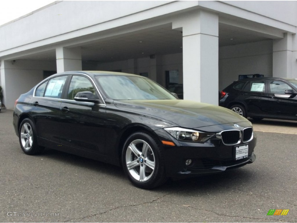 2015 black sapphire metallic bmw 3 series 328i xdrive sedan 103716428 car. Black Bedroom Furniture Sets. Home Design Ideas