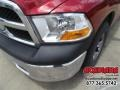 2012 Deep Molten Red Pearl Dodge Ram 1500 ST Quad Cab  photo #2