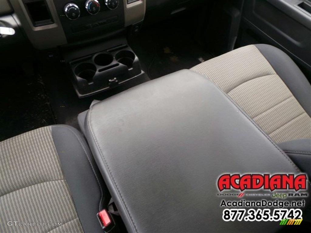 2012 Ram 1500 ST Quad Cab - Deep Molten Red Pearl / Dark Slate Gray/Medium Graystone photo #21