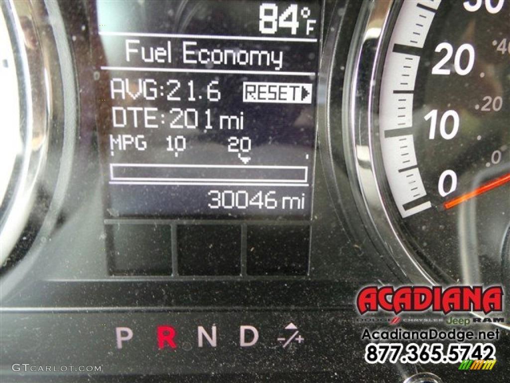 2012 Ram 1500 ST Quad Cab - Deep Molten Red Pearl / Dark Slate Gray/Medium Graystone photo #28