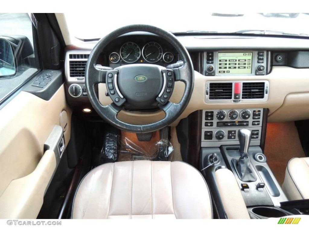 2005 Range Rover HSE - Chawton White / Ivory/Aspen photo #14