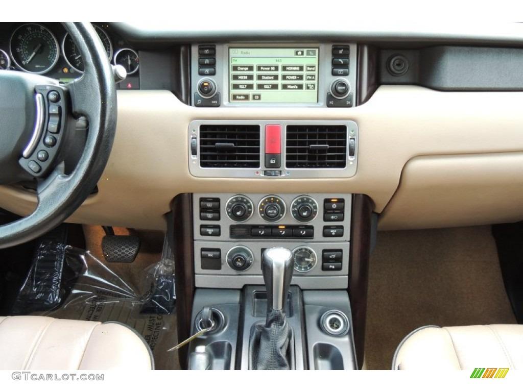2005 Range Rover HSE - Chawton White / Ivory/Aspen photo #15