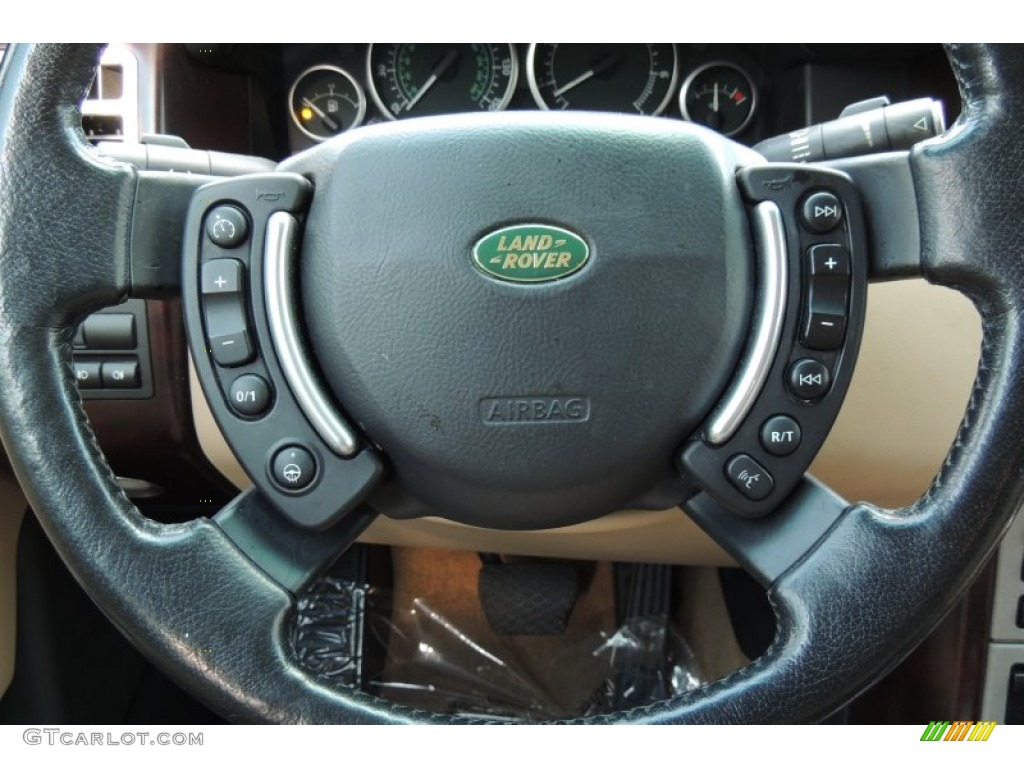 2005 Range Rover HSE - Chawton White / Ivory/Aspen photo #17