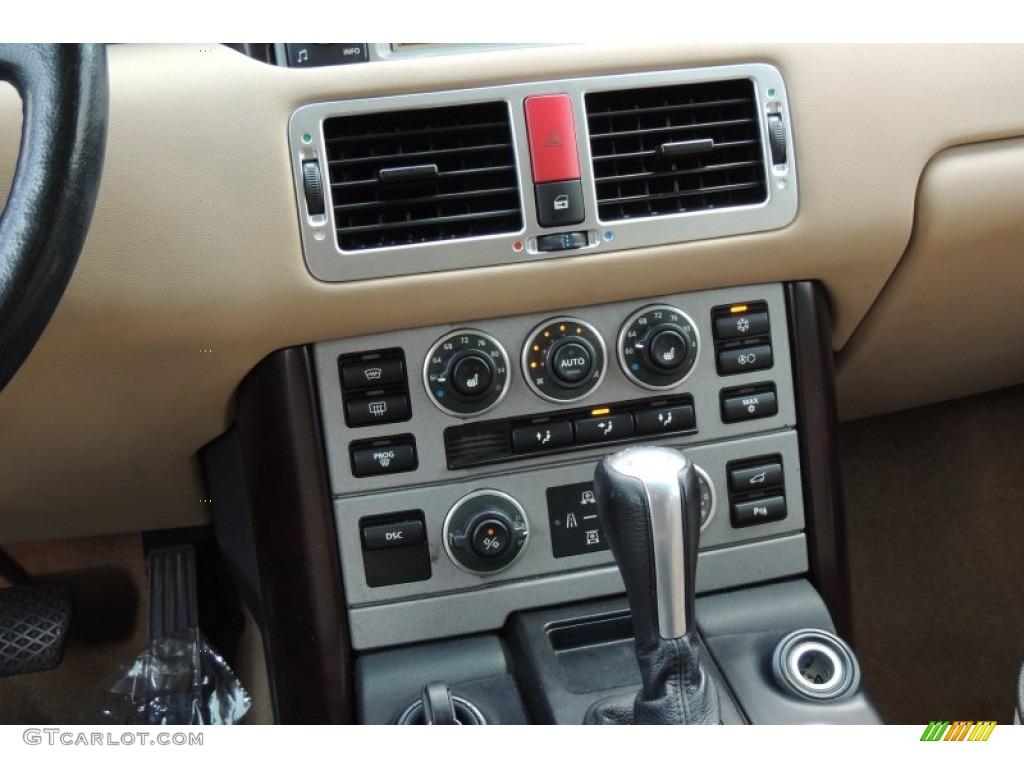 2005 Range Rover HSE - Chawton White / Ivory/Aspen photo #18