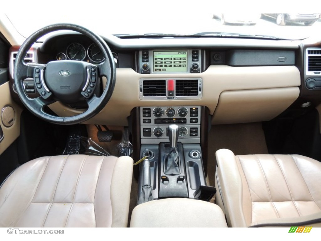2005 Range Rover HSE - Chawton White / Ivory/Aspen photo #21