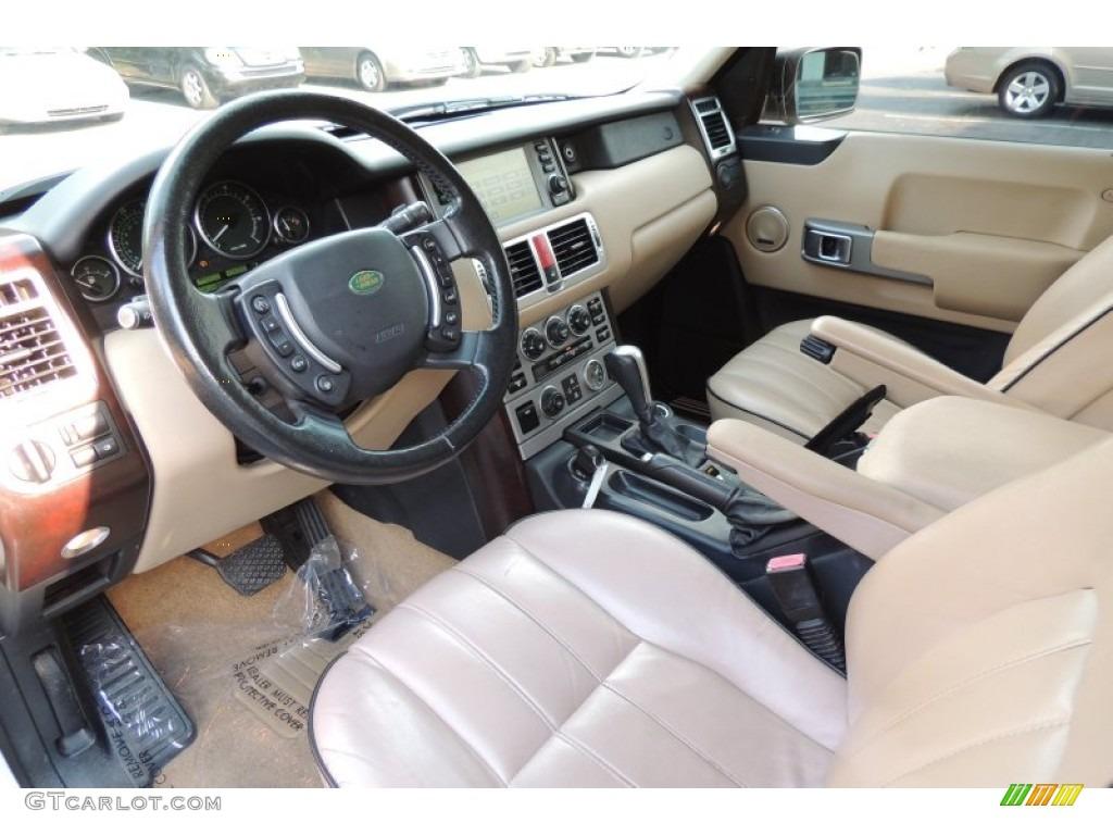 2005 Range Rover HSE - Chawton White / Ivory/Aspen photo #22