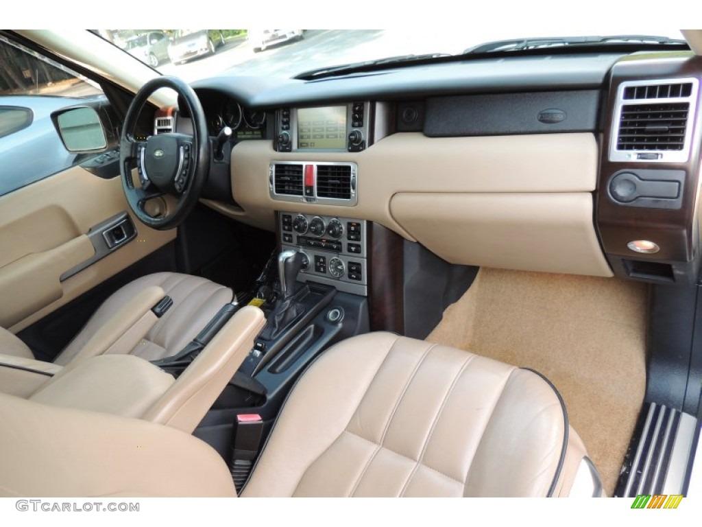 2005 Range Rover HSE - Chawton White / Ivory/Aspen photo #23