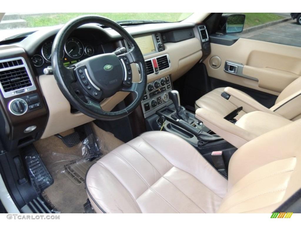 2005 Range Rover HSE - Chawton White / Ivory/Aspen photo #43