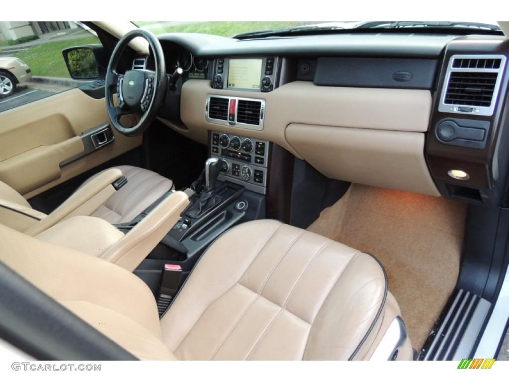2005 Range Rover HSE - Chawton White / Ivory/Aspen photo #44