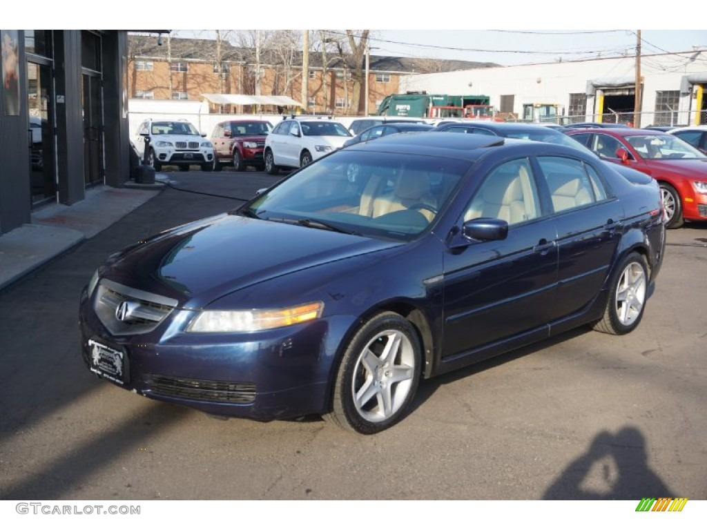 2005 Abyss Blue Pearl Acura Tl 3 2 103748652 Gtcarlot Com Car Color Galleries