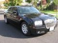 2005 Brilliant Black Crystal Pearl Chrysler 300 Touring  photo #42