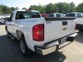 Summit White - Silverado 1500 Work Truck Regular Cab Photo No. 5