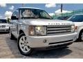 2004 Zambezi Silver Metallic Land Rover Range Rover HSE #103748331