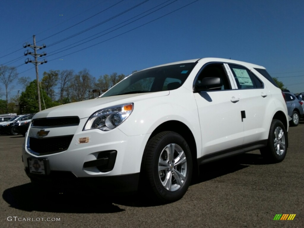 2015 summit white chevrolet equinox ls 103748414. Black Bedroom Furniture Sets. Home Design Ideas