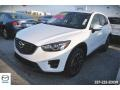 2016 Crystal White Pearl Mica Mazda CX-5 Grand Touring #103748821