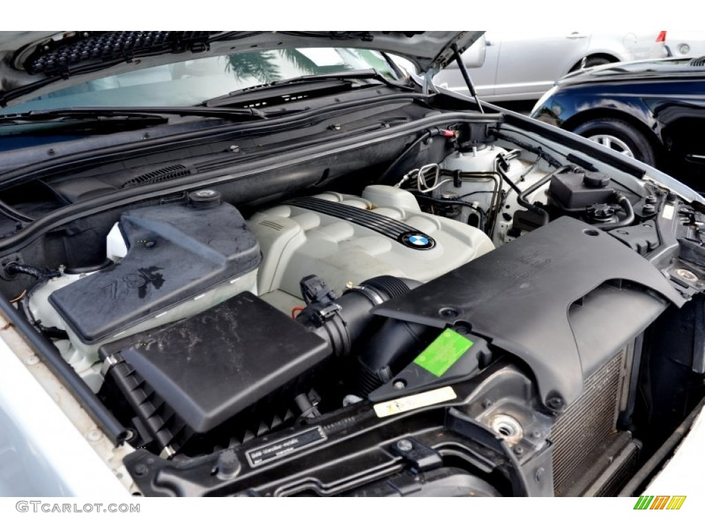 2005 Bmw X5 4 4i Engine Photos