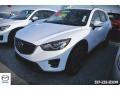 2016 Crystal White Pearl Mica Mazda CX-5 Grand Touring #103748815