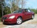 Sonoma Sunset Pearl Red 2004 Nissan Altima Gallery