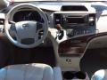 2012 Predawn Gray Mica Toyota Sienna XLE AWD  photo #12