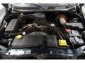 2001 Black Dodge Dakota SLT Club Cab 4x4  photo #34