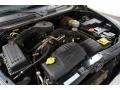 2001 Black Dodge Dakota SLT Club Cab 4x4  photo #36