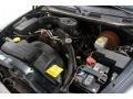 2001 Black Dodge Dakota SLT Club Cab 4x4  photo #37