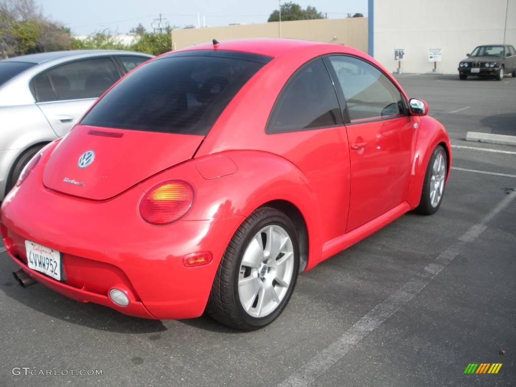 2002 red uni volkswagen new beetle turbo s coupe 1014918. Black Bedroom Furniture Sets. Home Design Ideas
