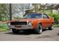 Bittersweet Orange 1969 AMC AMX Coupe